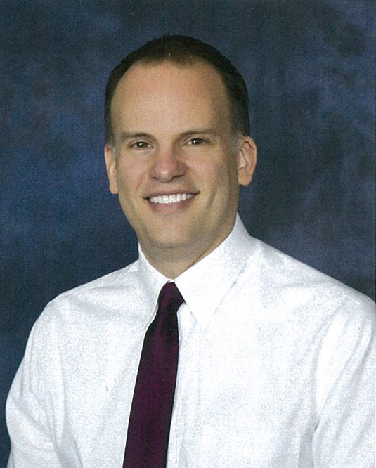 Photo of Pastor Eric Spickelmier